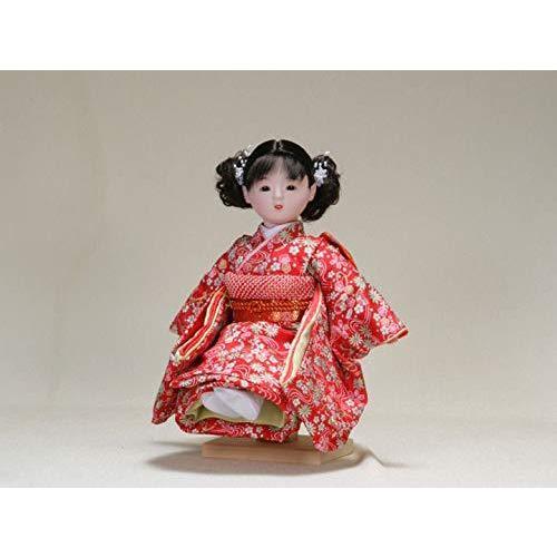 お座り人形·遊(ゆう)·抱き人形·わらべ人形110-SC
