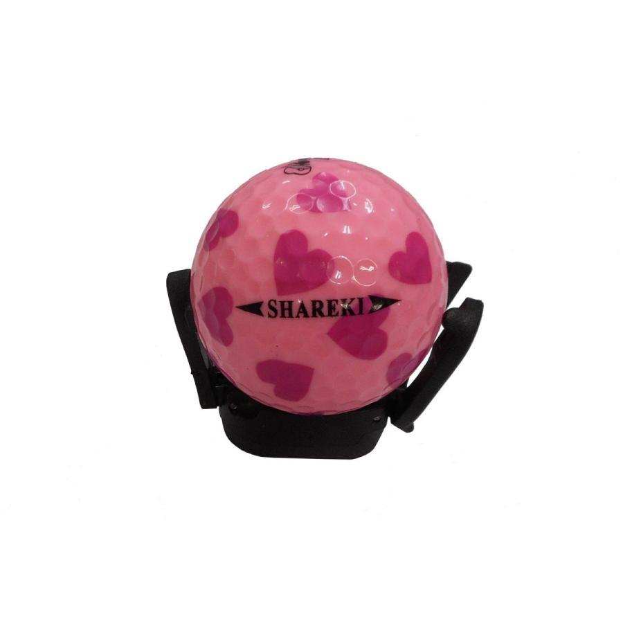 ゴルフボール ラインマーカー ボールラインマーカー 6カラー  + ゴルフボール ピックアップ ハートティー(5本)付き shareki-golf 03