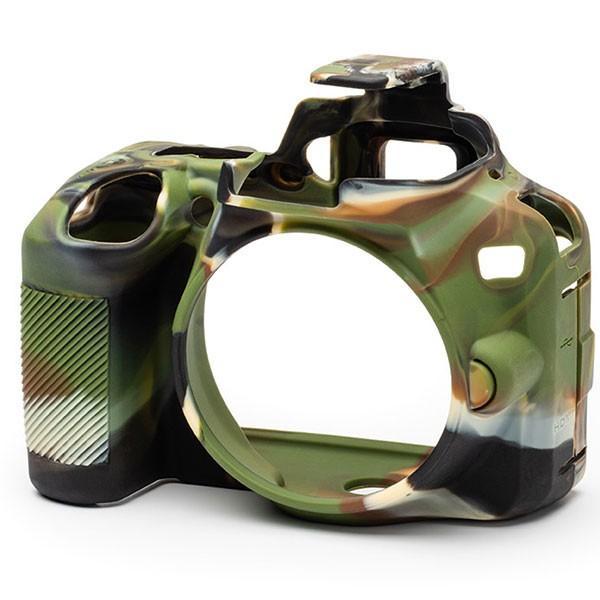 【メール便 送料無料】ジャパンホビーツール D3500-CA イージーカバー Nikon D3500用 カモフラージュ|shasinyasan|04