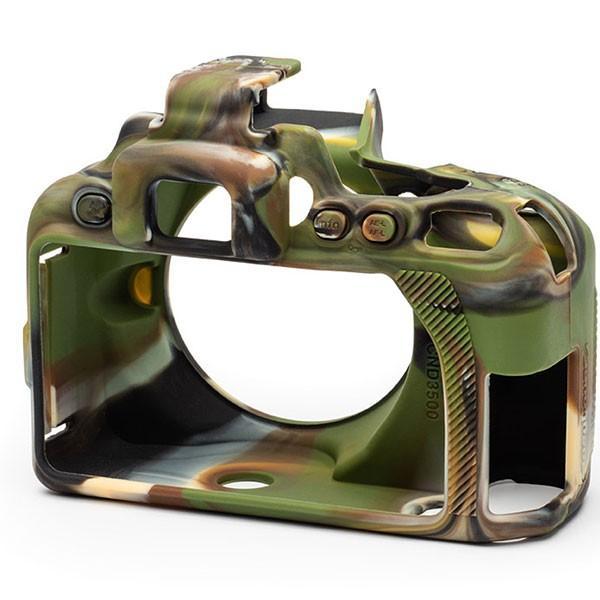 【メール便 送料無料】ジャパンホビーツール D3500-CA イージーカバー Nikon D3500用 カモフラージュ|shasinyasan|05