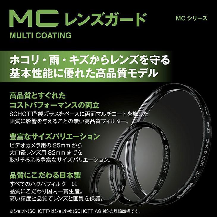 【メール便 送料無料】 ハクバ CF-LG400 MCレンズガードフィルター 40mm 【即納】|shasinyasan|02