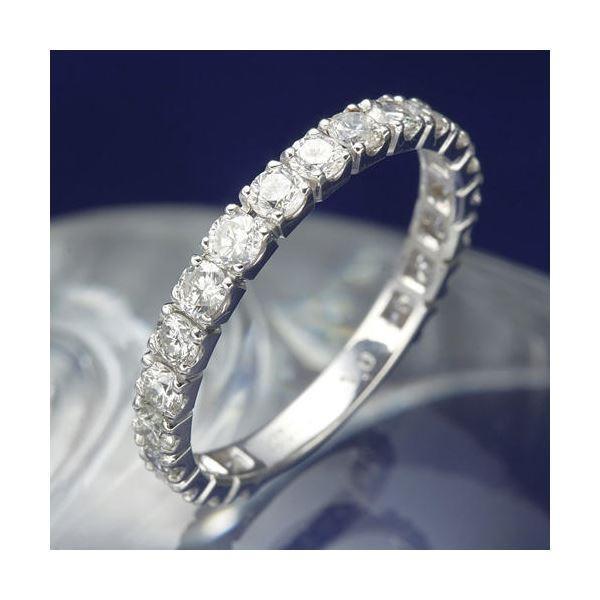 安い割引 プラチナPt900 1.0ctダイヤリング 指輪 エタニティリング 21号, RUSH PLAZA(ラッシュプラザ) 36accbf0