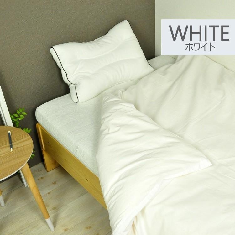 掛け布団カバー シングルサイズ S 日本製 綿100% 年中快適 ホテル 掛けカバー ふとんカバー ワンタッチ 送料無料|sheet-cocoron|04