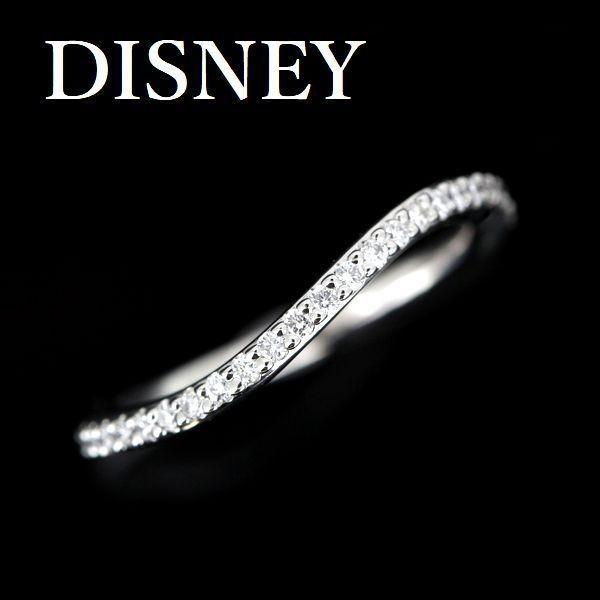 【通販激安】 DISNEY ディズニー ダイヤモンド 0.15ct リング Pt900, ピュアライズ 23a48f6e