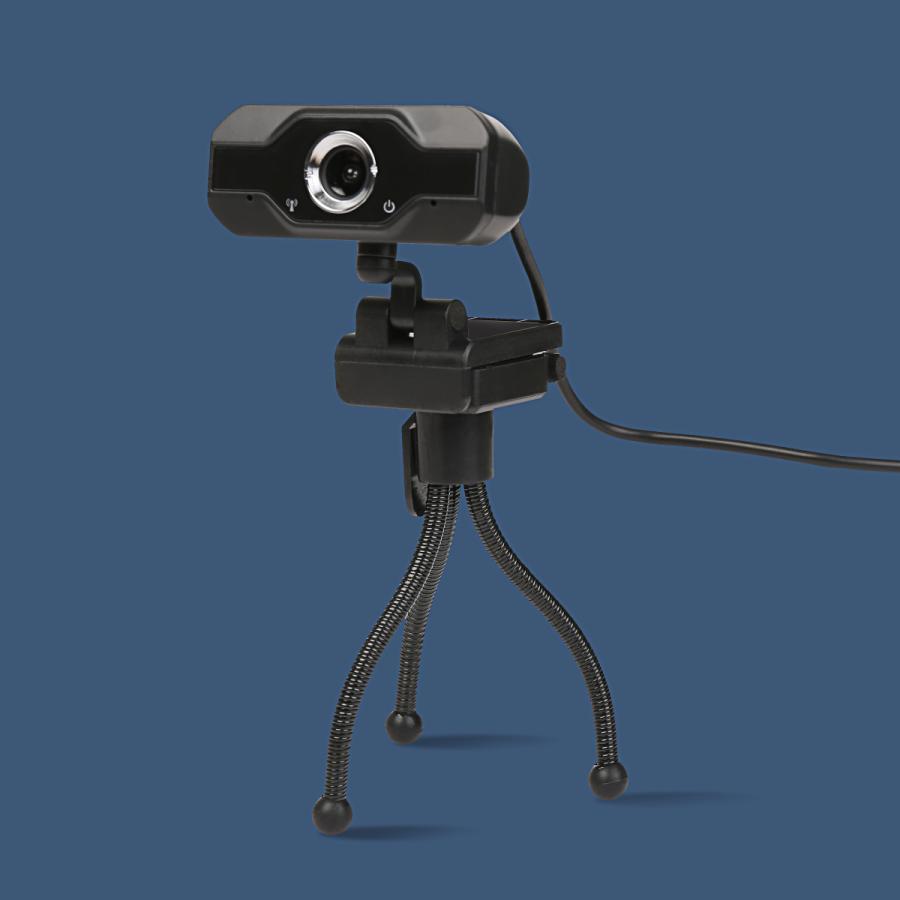 webカメラ フルHD マイク内蔵 1080p 三脚付 USB-C変換 レンズキャップ 広角 高画質 電話会議 shianabo-store 05