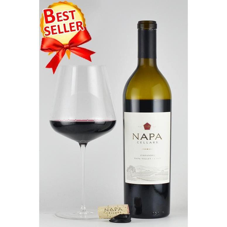 ワイン 赤ワイン ナパバレー ナパヴァレー ナパ・セラーズ ジンファンデル ナパヴァレー wine|shiawasewine
