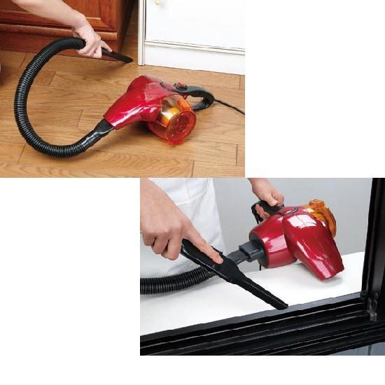 サイクロン掃除機 吸引力 高い 送料無料 サイクロンクリーナー ハンディ掃除機 ハンディークリーナー 車シート 軽量サイクロン掃除機|shibaden|05