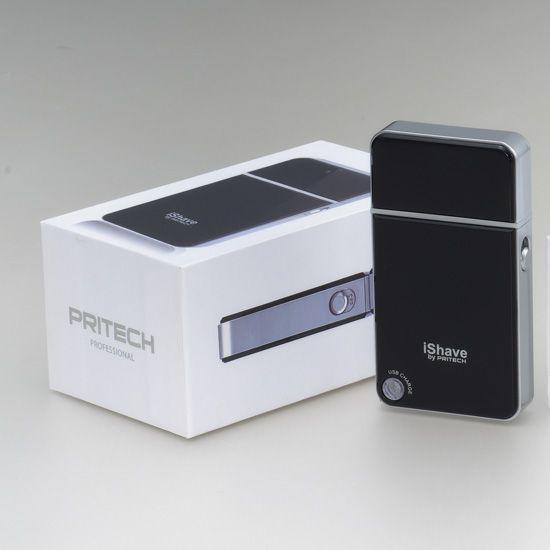 メンズシェーバー USB充電 シェーバー 髭剃り 電気シェーバー iShave|shibaden|03