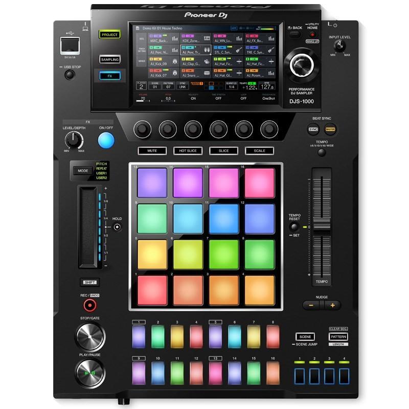 Pioneer DJ / DJS-1000 【USBメモリ16GB×1本プレゼント!】
