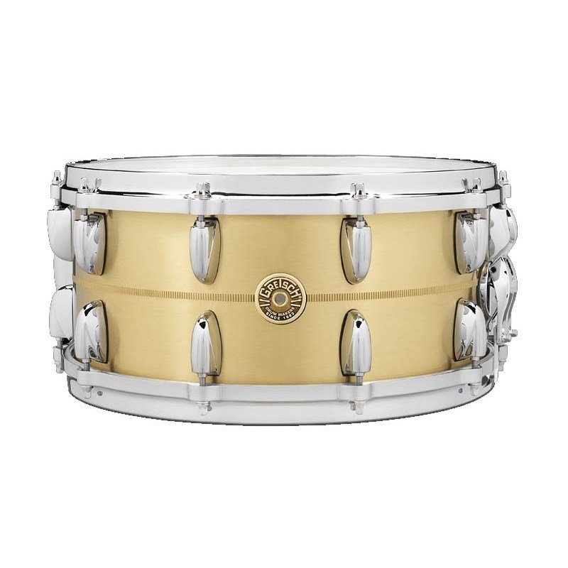 GRETSCH G4169BBR (USA Snare Drums _ Bell Brass Shell 14×6.5) _ _702989_渋谷イケベ楽器村 - 通販 - Yahoo!ショッピング