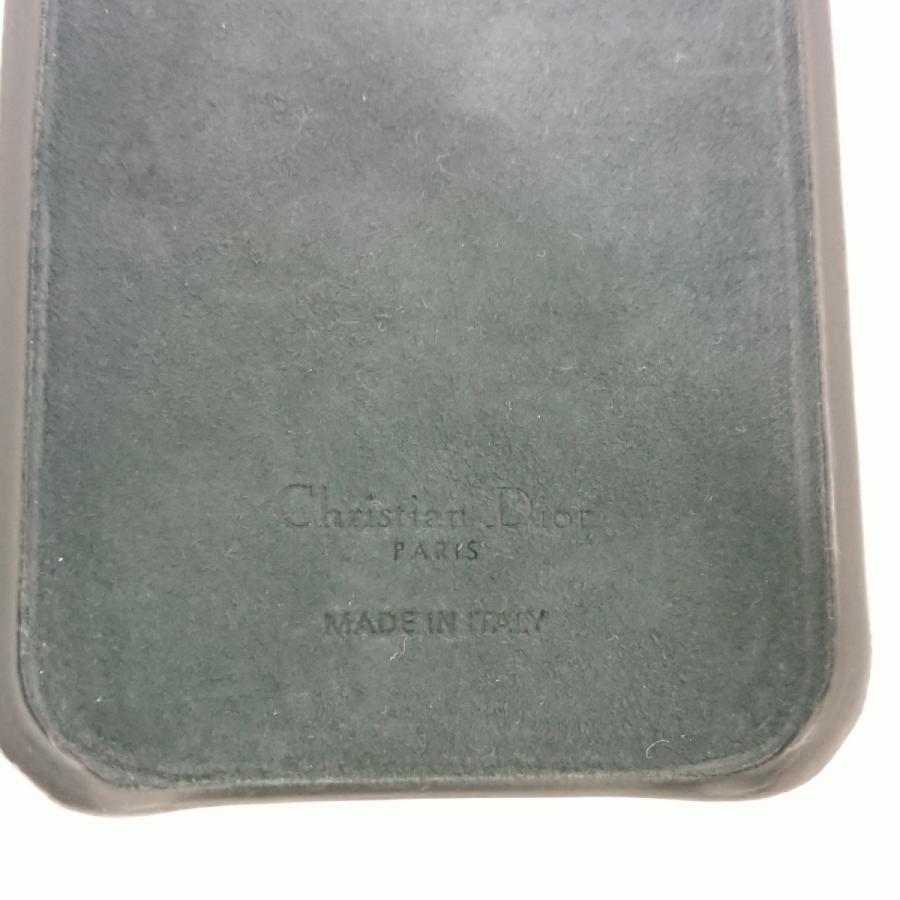 【送料無料】【未使用品】クリスチャンディオール Christian Dior サドル iPhone12/12Proケース|shichi-nishigaki|04