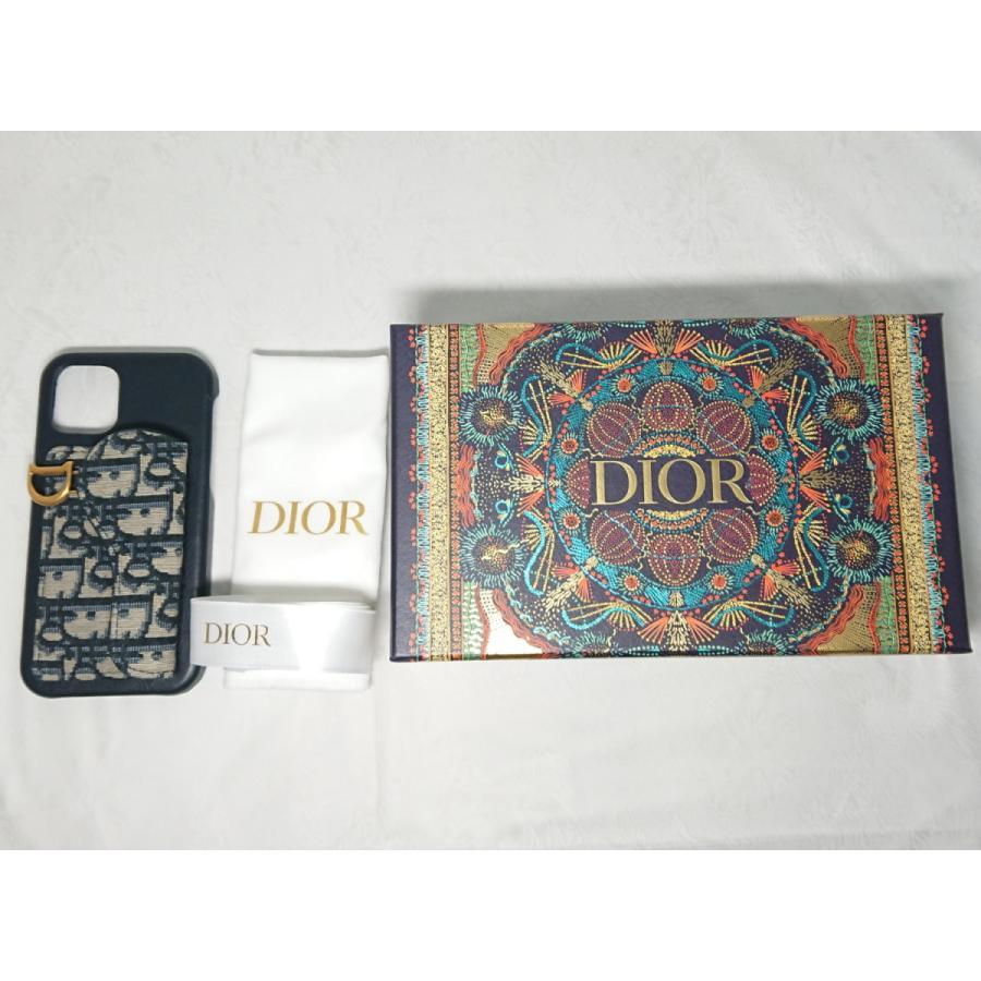 【送料無料】【未使用品】クリスチャンディオール Christian Dior サドル iPhone12/12Proケース|shichi-nishigaki|05