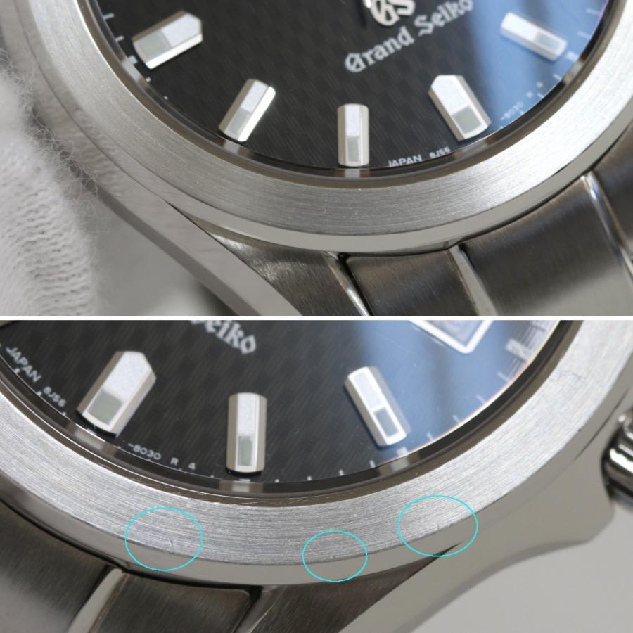 size 40 df344 443e4 グランドセイコー SBGF021(8J56-8020)Grand Seiko クォーツ ...