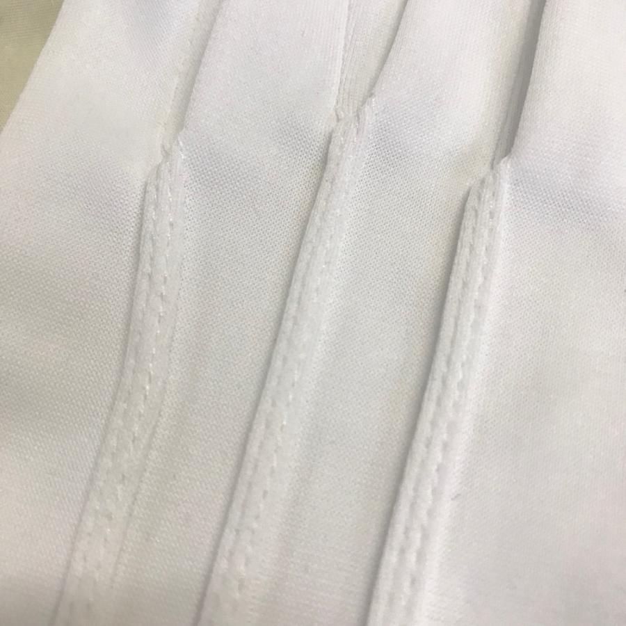 スムス 礼装用ナイロン手袋 ナイロンダブル紳士用ホック付き巻べり 1双|shigoto-tebukuro|06