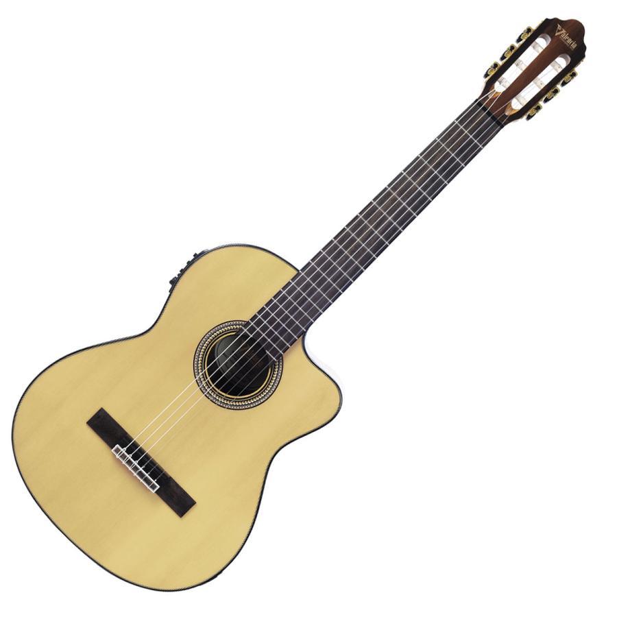 Valencia バレンシア VC564CE エレガットギター クラシックギター