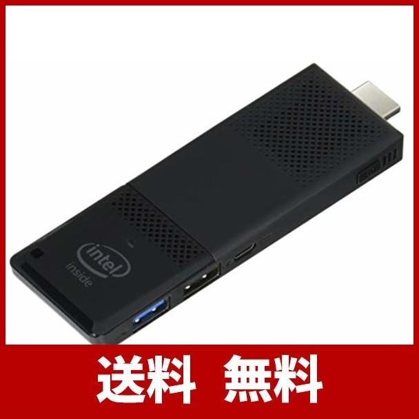 Intel Compute Stick スティック型コンピューター Windows 10 Home インテルAtom x5-Z8300 プロセッサー