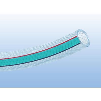 (株)トヨックス(TOYOX) ハイブリッドトヨロンホース HTR-25 25×33 定尺50m巻