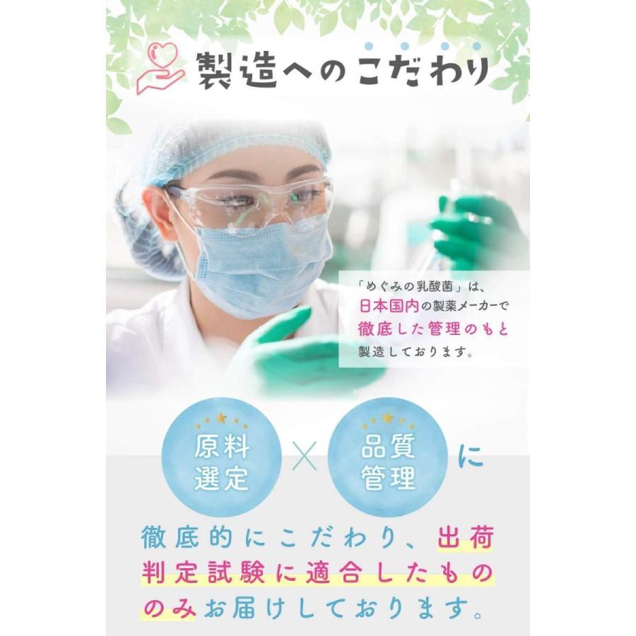 めぐみの乳酸菌 ビフィズス菌 乳酸菌 オリゴ糖 食物繊維 1袋で27種、6兆個の乳酸菌 サプリメント shimizunet004 07