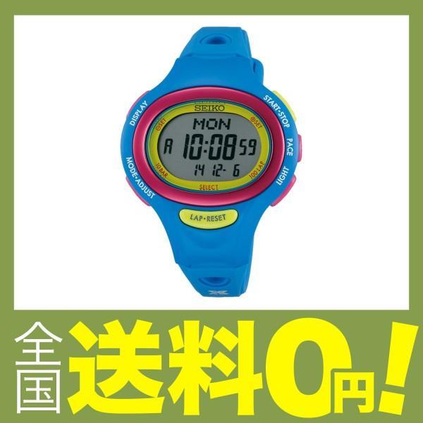 セイコー(SEIKO) スーパーランナーズ (スモール) ブルー STBF023