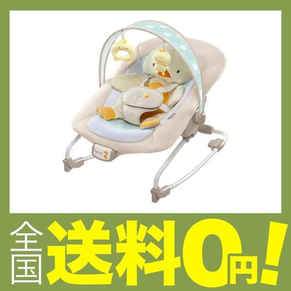 ingenuity インジェニュイティ ロッカー ロック&スーズ・ロッカー・クアックス&カドルズ 0ヶ月~ (10251) by Kids II