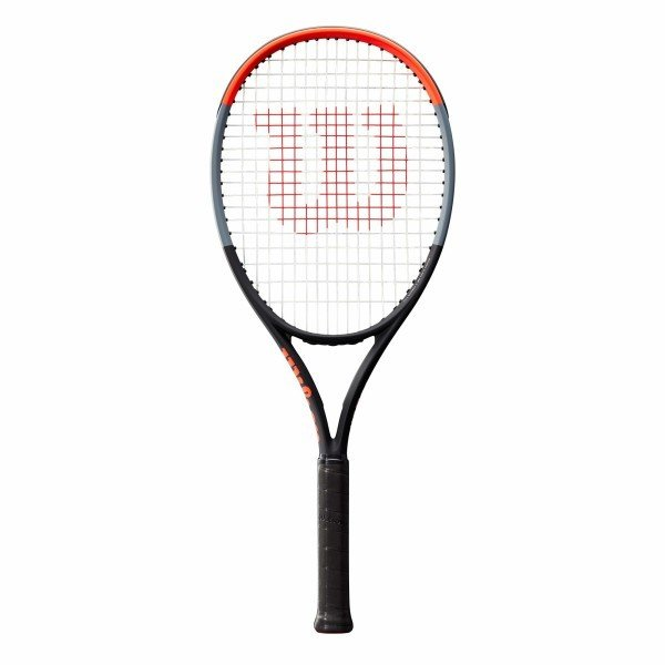 超爆安  Wilson(ウイルソン) (ガット張り上げ対応) WR00 硬式 (クラッシュ テニスラケット CLASH 108) 108 (クラッシュ 108) - グリップサイズ1(G1) WR00, BROS SELECT SHOP:61db133d --- odvoz-vyklizeni.cz
