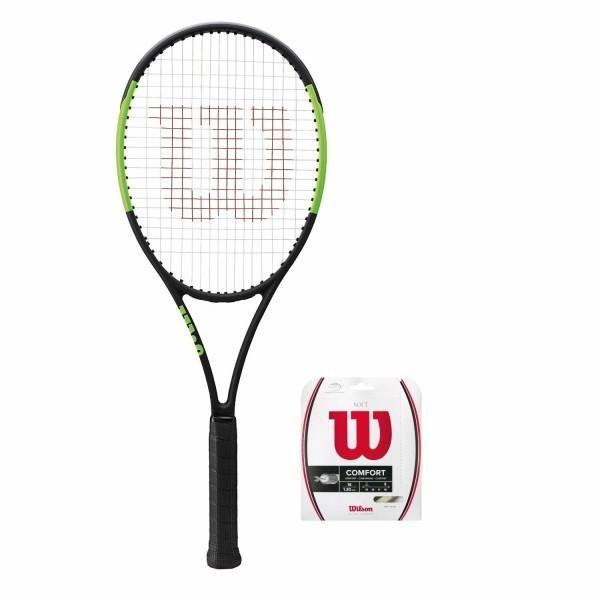 65%OFF【送料無料】 Wilson(ウイルソン) (ガット張り上げ対応) 硬式 テニスラケット BLADE BLADE 98 98 16×19 CV - (ブレード 98 16×19 CV) - グリップサ, お皆得屋:a42d3d12 --- airmodconsu.dominiotemporario.com