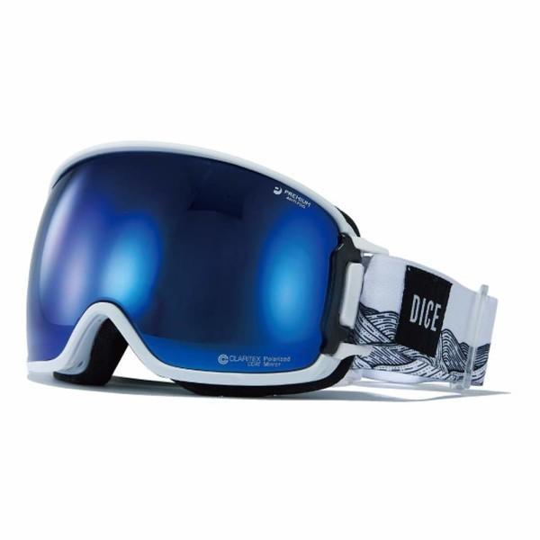 激安通販 DICE(ダイス) 偏光レンズ スキー スノーボード ゴーグル 偏光レンズ スキー 剥がれないMITミラー 撥水加工 ゴーグル プレミアムアンチフォグ, 金庫専科:fe8dffb7 --- airmodconsu.dominiotemporario.com