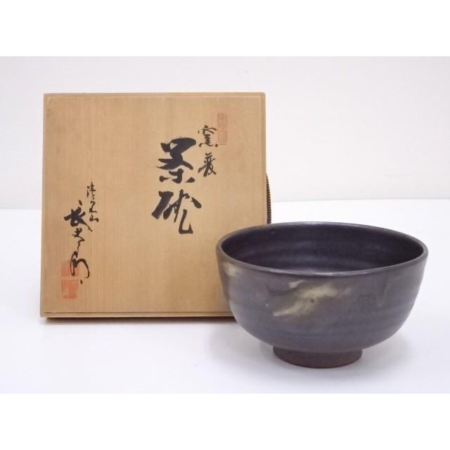 長太郎造 窯変茶碗