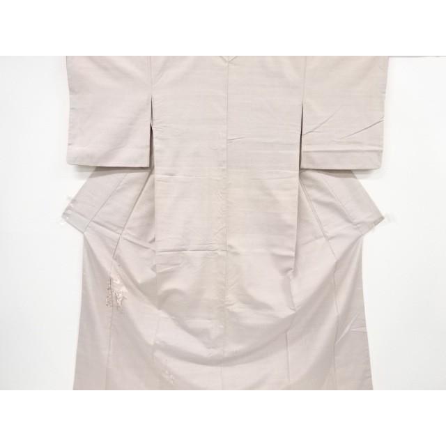 激安商品 リサイクル 鉾車模様刺繍手織り真綿紬付下げ訪問着, モギリボンド ヤマザキ c44bae14
