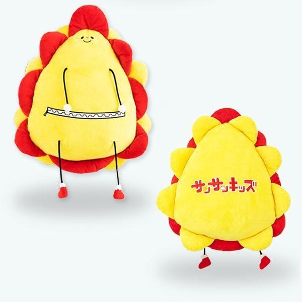 サンサンキッズTV ぬいぐるみ グッズ おもちゃ 横約30cm×高さ約37cm shingman2 03