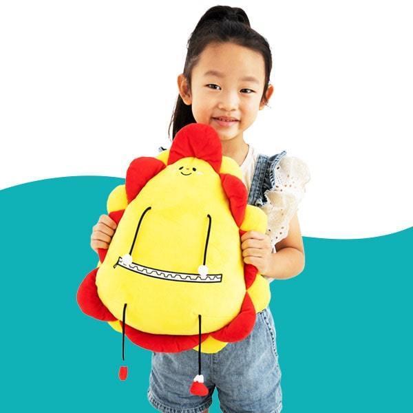 サンサンキッズTV ぬいぐるみ グッズ おもちゃ 横約30cm×高さ約37cm shingman2 04