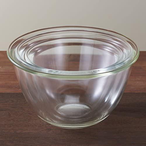 HARIO(ハリオ) 耐熱ガラス製 ボウル 透明 日本製 MXP-3704 3個セット (透明)|shining-store|02