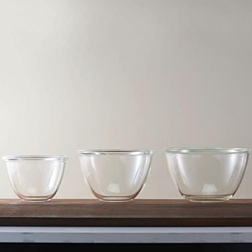 HARIO(ハリオ) 耐熱ガラス製 ボウル 透明 日本製 MXP-3704 3個セット (透明)|shining-store|08