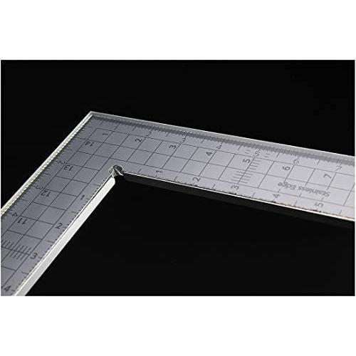 ハセガワ トライツール カッティングスケール L字型(15cm×9cm) プラモデル用工具 TT115 shining-store 02