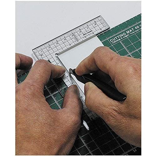 ハセガワ トライツール カッティングスケール L字型(15cm×9cm) プラモデル用工具 TT115 shining-store 04