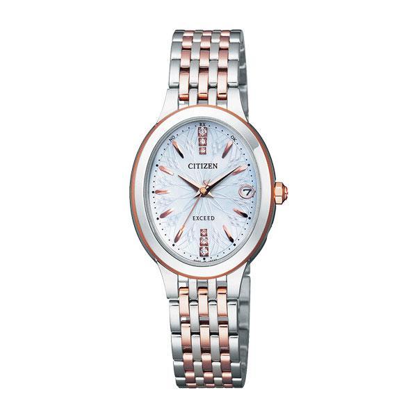 【翌日発送可能】 シチズン CITIZEN エクシード レディース 腕時計 ES8114-50A 国内正規, チクシグン b4848eec