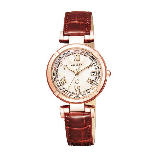 芸能人愛用 シチズン CITIZEN クロスシー レディース 腕時計 EC1112-06A 国内正規, ゴルフマルシェ 3491de26