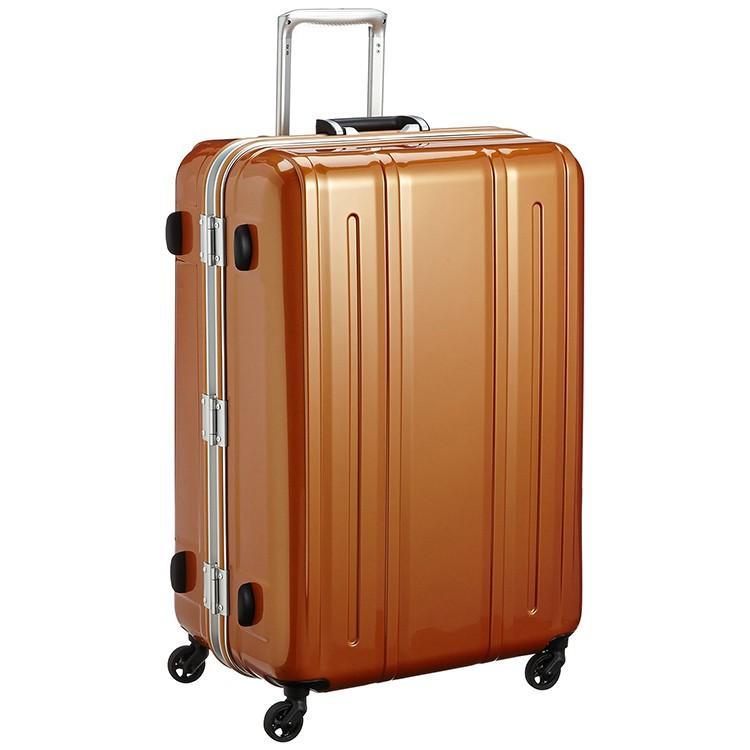 エヴァウィン EVERWIN ビーライト BE LIGHT 68cm 94L スーツケース 31227-OR オレンジ オレンジ