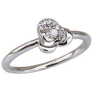 【30%OFF】 ダイヤモンドリング プラチナ ピンキーリング プラチナ PT900 リング PT900 ダイヤ指輪 0.05ct 0.05ct, Outlet Plaza:a9634f5b --- sonpurmela.online
