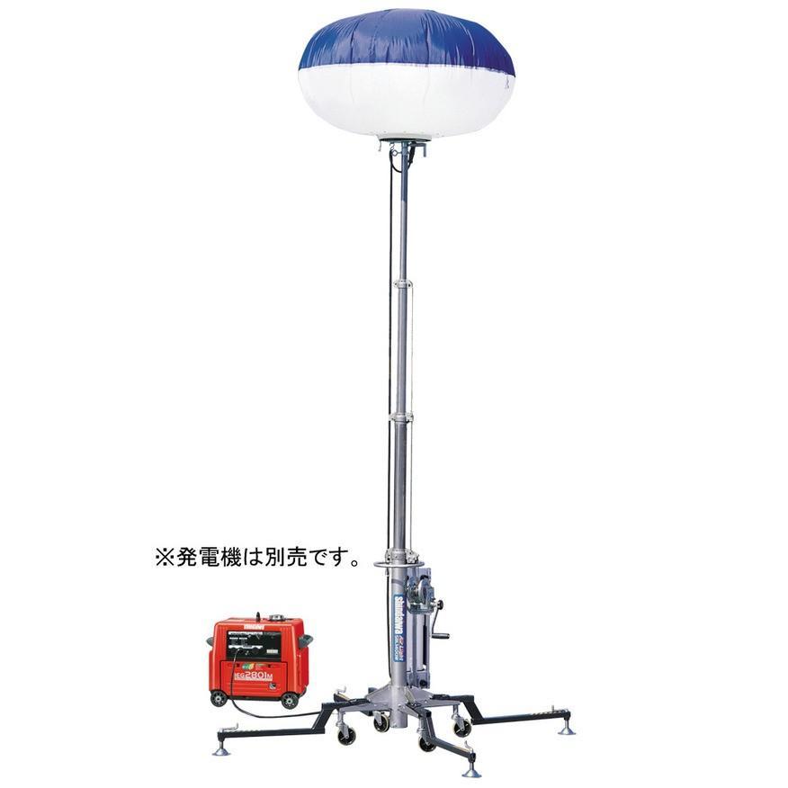 新ダイワ SBL141QW-AS バルーン投光器