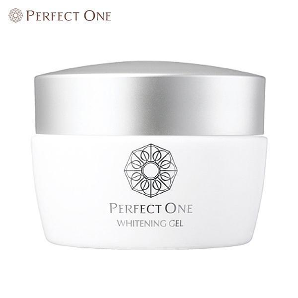 パーフェクトワン 薬用ホワイトニングジェル 75g / 新日本製薬 / オールインワンジェル オールインワンゲル 美白化粧品 美白化粧水 美白美容液 / シミ|shinnihonseiyakuec