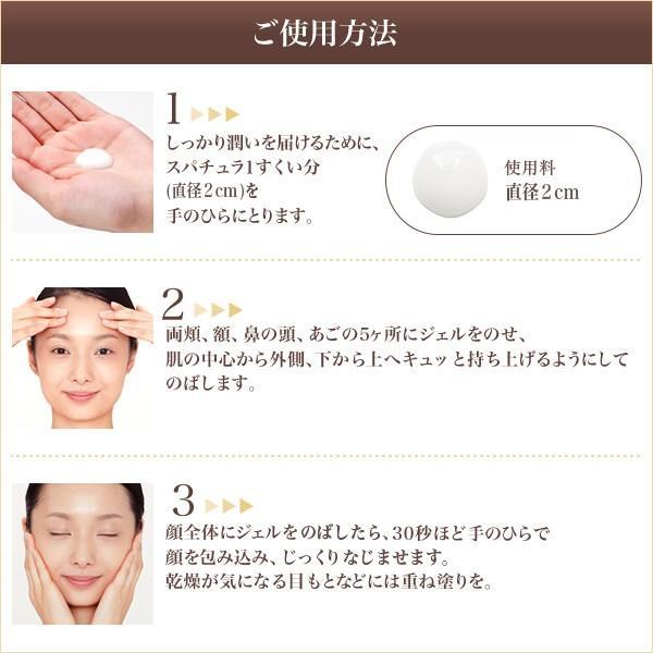 パーフェクトワン モイスチャージェル 75g / 新日本製薬 / オールインワンジェル オールインワンゲル 化粧水 乳液 クリーム 美容液 パック 化粧下地|shinnihonseiyakuec|06