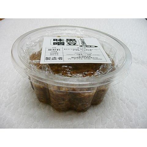 しのざき米店の手作り黒豆味噌400g|shinozaki-kome|02