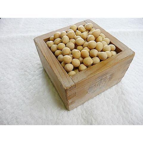 令和1年産 手作り味噌材料 北海道産 減農薬 特別栽培大豆とよまさり 1kg|shinozaki-kome