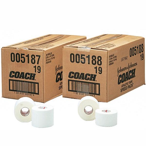テーピングテープ / コーチ / 3.8cm×13.7m×32巻入 / テーピング / アスレチックテープ / Johnson&Johnson