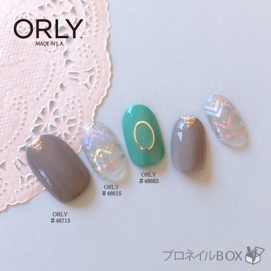 ORLY オーリー ネイル ラッカー マニキュア 品番 48683 ガムドロップ 5.3mL パステル 緑 グリーン マット カラー ORLY JAPAN 直営店|shinwa-corp|06