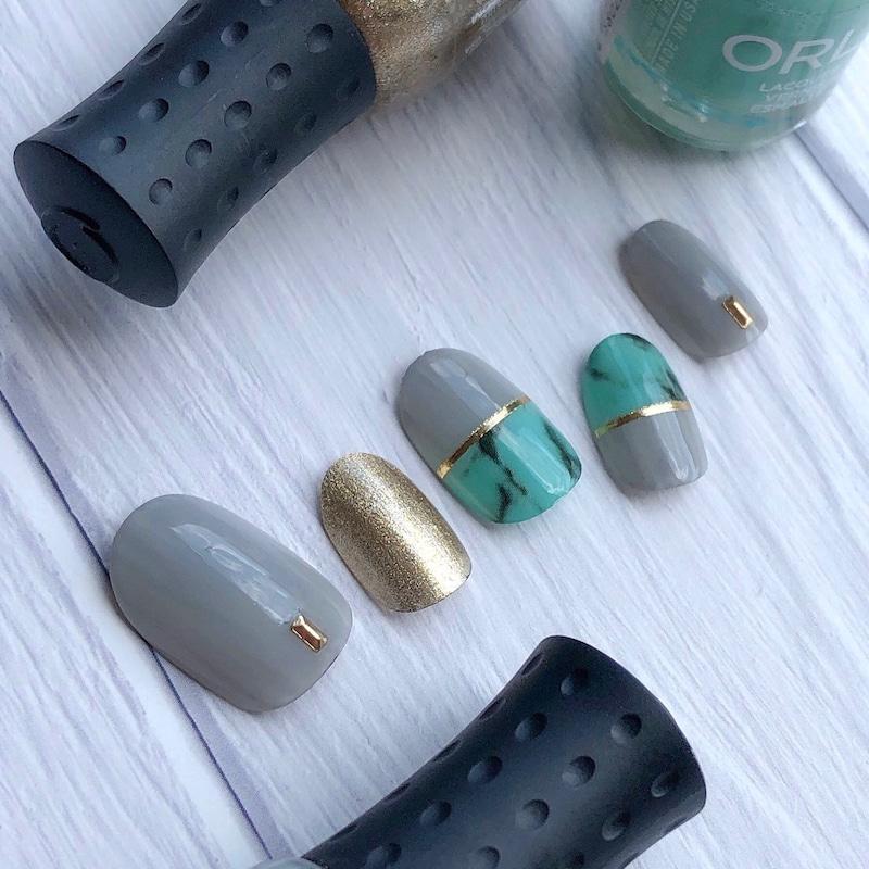 ORLY オーリー ネイル ラッカー マニキュア 品番 48683 ガムドロップ 5.3mL パステル 緑 グリーン マット カラー ORLY JAPAN 直営店|shinwa-corp|08