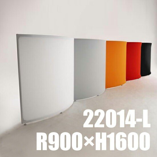 【METAPHYS│メタフィス】【着せ替えカバーのみ】 falce ラウンドパーティション ファルス カラー全5色 COVER 22014-L R90