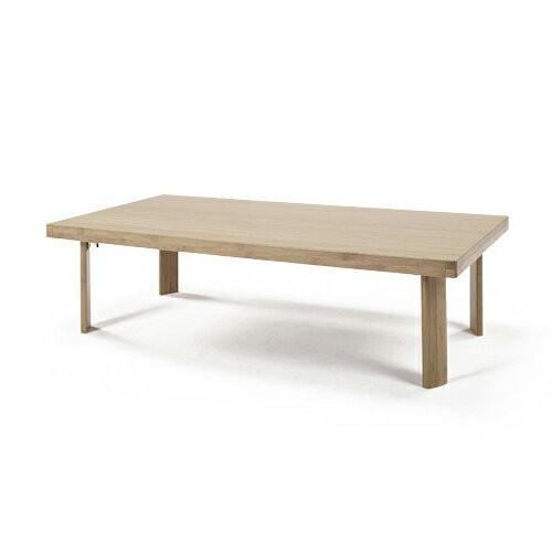 【TEORI テオリ】ちゃぶ台 [長方形] TC-1260 長方形:W1200×D600mm×H350mm  /ちゃぶだい/テーブル/和室/折りたたみ