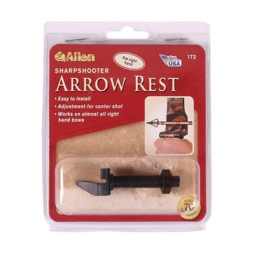 Allen Company Sharpshooter Arrow Rest, Right Hand